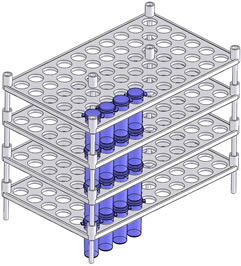 Bottle Tray Part Design