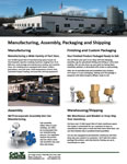 Manufacturing, Assembly & Packaging
