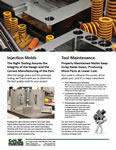Injection Molds & Maintenance