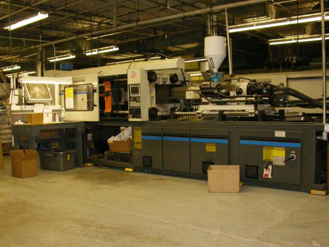 molding machines